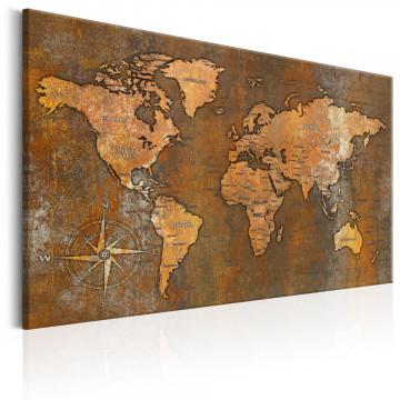 Tablou - Rusty World