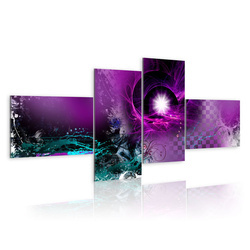 Tablou - Shiny violet