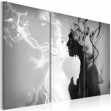 Tablou - Smoky kiss