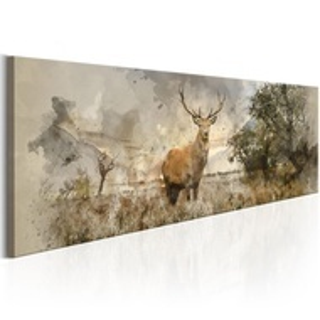 Tablou - Watercolour Deer
