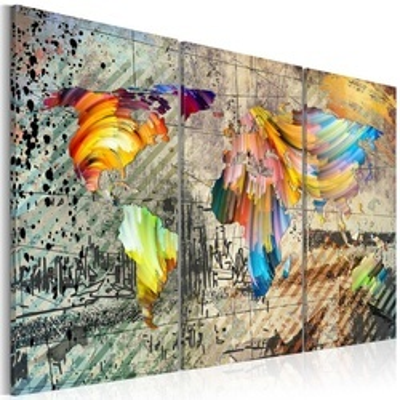 Tablou - World Full Of Colours