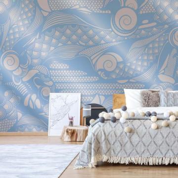 Tribal Design Photo Wallpaper Wall Mural