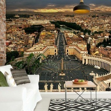 Vatican Photo Wallpaper Wall Mural
