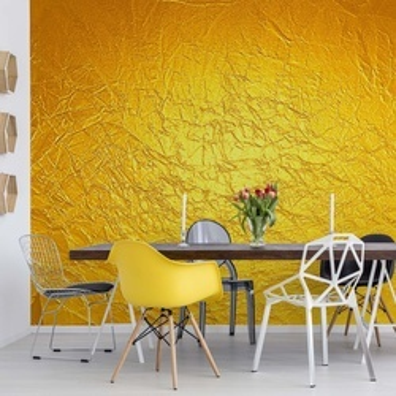 Yellow Stone Texture Photo Wallpaper Wall Mural