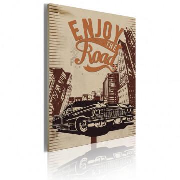 Tablou - Enjoy the road