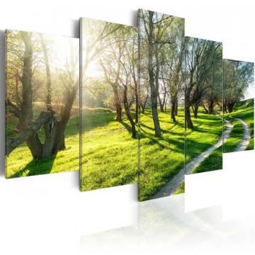 Tablou - May orchard