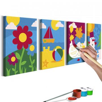 Pictatul pentru recreere - Four Seasons