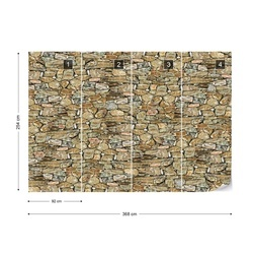 8-035 Photo Wallpaper Wall Mural