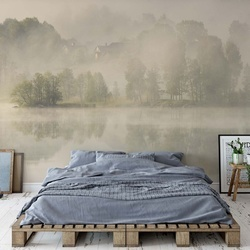Early Morning Photo Wallpaper Mural