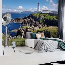 Edge Of The World Lighthouse Photo Wallpaper Wall Mural