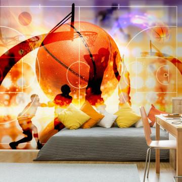 Fototapet autoadeziv - Basketball