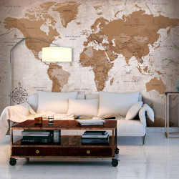 Fototapet autoadeziv - Oriental Travels