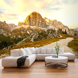 Fototapet - Beautiful Dolomites