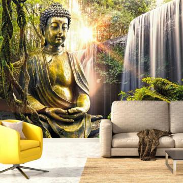 Fototapet - Buddhist Paradise