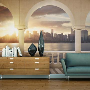 Fototapet - Dream about New York