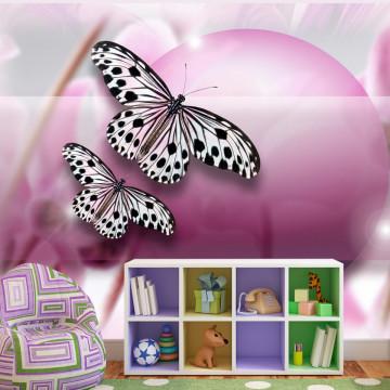 Fototapet - Fly, Butterfly!