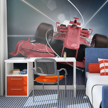 Fototapet - Formula 1 car