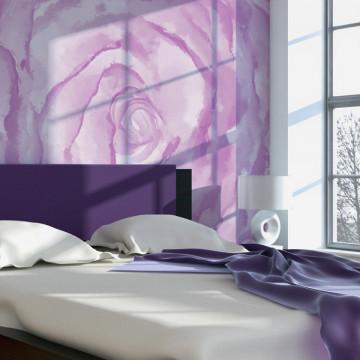 Fototapet - rose (pink)