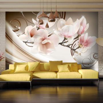 Fototapet - Waves of Magnolia
