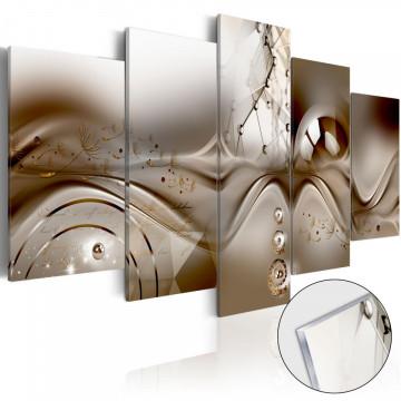 Imagine pe sticlă acrilică - Artistic Disharmony [Glass]