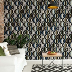 Modern Pattern Photo Wallpaper Wall Mural