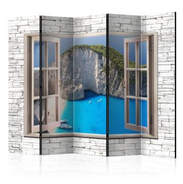 Paravan - Azure Paradise II [Room Dividers]