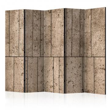 Paravan - Beige Wall II [Room Dividers]