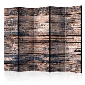 Paravan - Burnt Boards II [Room Dividers]