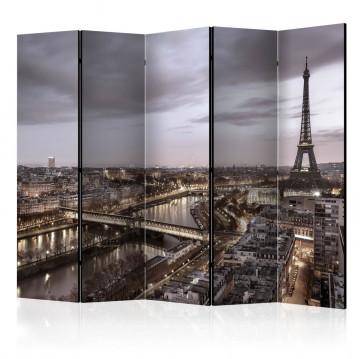 Paravan - Night in Paris II [Room Dividers]