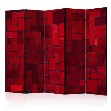 Paravan - Red Imagination II [Room Dividers]