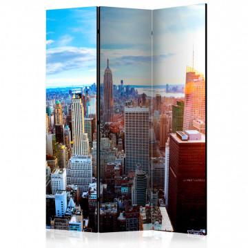 Paravan - Sunrise over Manhattan [Room Dividers]