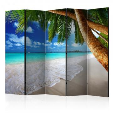 Paravan - Tropical island II [Room Dividers]