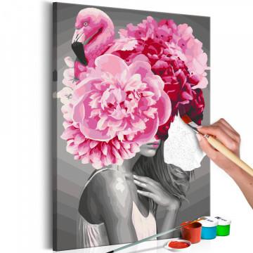 Pictatul pentru recreere - Flamingo Girl
