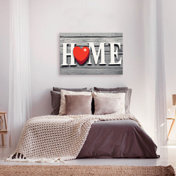 Pictatul pentru recreere - Home with Red Heart