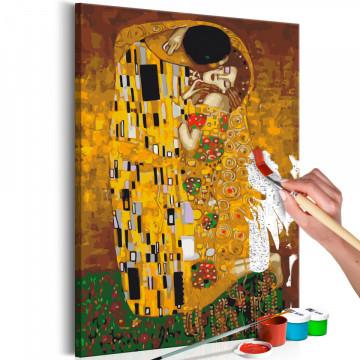 Pictatul pentru recreere - Klimt: The Kiss