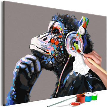 Pictatul pentru recreere - Musical Monkey