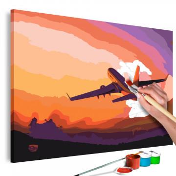 Pictatul pentru recreere - Plane in the Sky