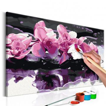 Pictatul pentru recreere - Purple Orchid
