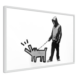 Poster - Banksy: Choose Your Weapon