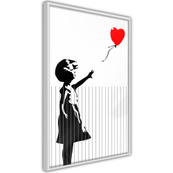 Poster - Banksy: Love is in the Bin