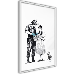 Poster - Banksy: Stop and Search