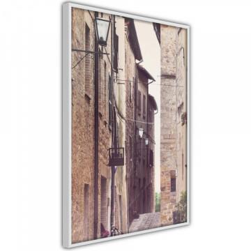 Poster - Brick Buildings