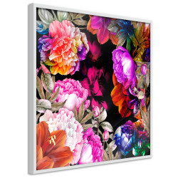 Poster - Flower Sonata (Square)