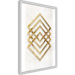 Poster - Golden Inlay