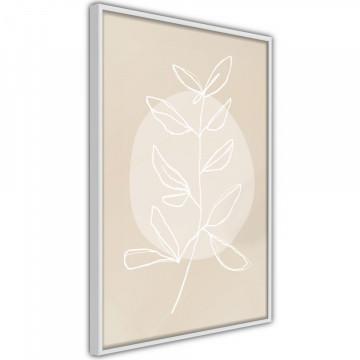 Poster - Pastel Plant