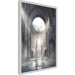 Poster - Ruins of a Cathedral