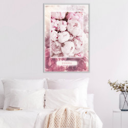 Poster - Scent of Peonies