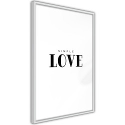 Poster - Simple Love
