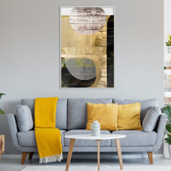 Poster - Sunny Living Room