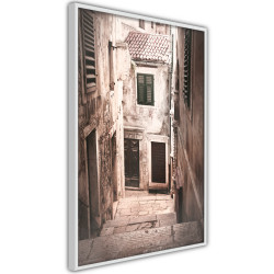 Poster - Urban Alley